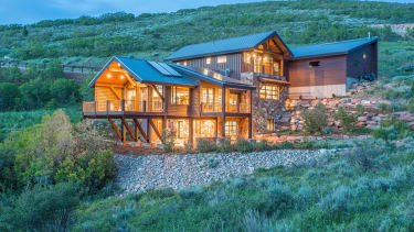 A home in Park City, Utah.