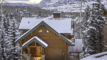 Warm up after skiing in one of these homes for sale.
