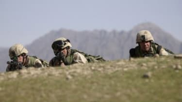 Five American soldiers are accused of killing Afghan civilians for sport.
