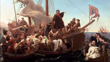 Explorer believes he has found the remains of Columbus' Santa Maria