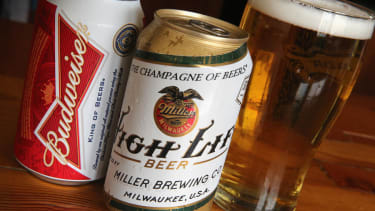 Beer titan AB InBev might try to buy slightly smaller rival SAB Miller for $122 billion