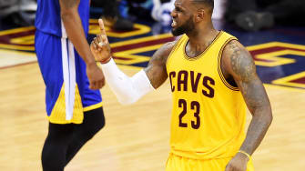LeBron James and the Cavs won Game 3 of the NBA finals