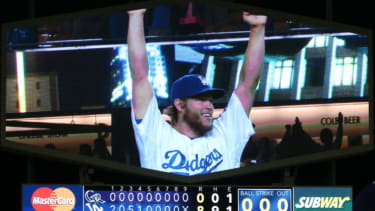 Kershaw and Kluber win Cy Young Awards
