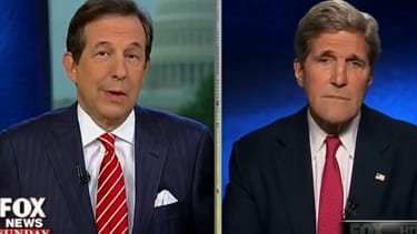 Fox News catches John Kerry in hot mic moment on Gaza: 'Hell of a pinpoint operation'