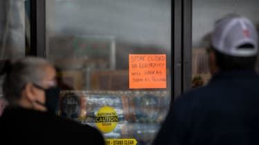 Fiesta Supermarket in Austin closed during freeze