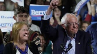 Bernie Sanders wins California