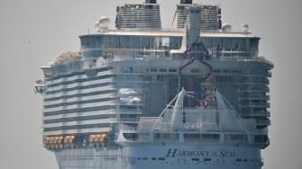 The Harmony of the Seas.