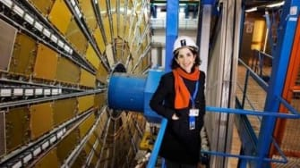 Italian physicist becomes first woman director of physics research center CERN