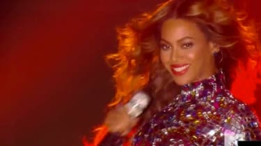 Watch Beyonce's show-ending MTV Video Music Awards tour de force