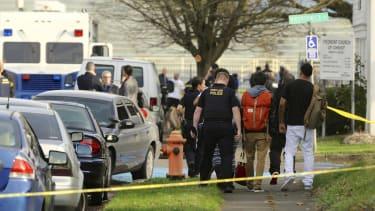Police arrest suspect in Portland shooting near high school