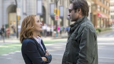 THE X-FILES debuts with a special two-night event beginning Sunday, Jan. 24.