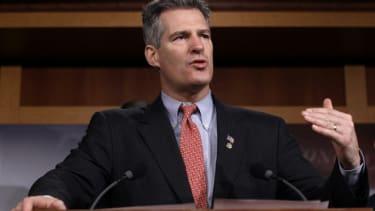 Massachusetts Sen. Scott Brown may be looking to jump states.