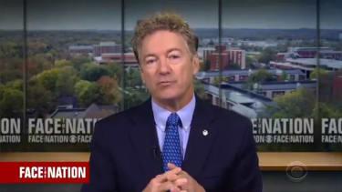 Sen. Rand Paul (R-Ky.) on CBS