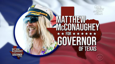 Late night on Texas governors race