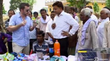 The Daily Show explores India's 'adorable,' apparently superior democracy