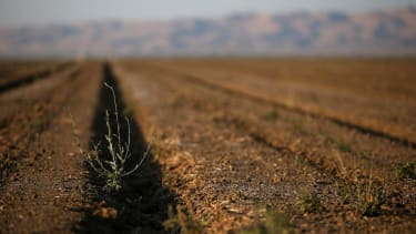 Scientists say Southwestern U.S. now faces 50 percent chance of decades-long 'megadrought'