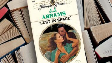 A romance novel.