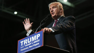 Trump clinches nomination.