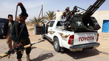 Libyan militia prepares to battle ISIS