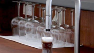 A super-smart, $11,000 coffee machine