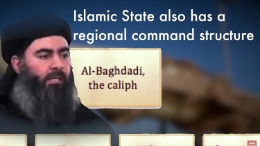 ISIS has a definite governing structure, and BBC tries to pin it down