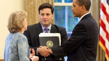 Obama names Ron Klain 'Ebola czar'
