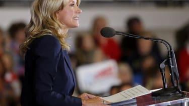 Wendy Davis lost women voters by a nine-point margin