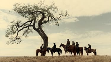 A scene from The Ballad of Buster Scruggs.