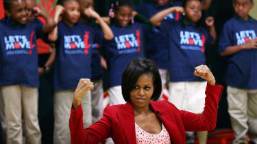 NC State sociologists say Michelle Obama's healthy eating program is classist and sexist