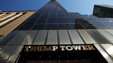 Donald Trump claims Trump Tower is ten stories higher than it is.