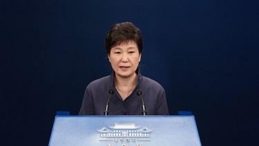 Park Geun-hye, South Korea's former Leader