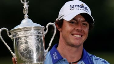 Tiger who? 22-year-old Rory McIlroy wowed the crowd and sports writers with a record-breaking score and the U.S. Open championship title.
