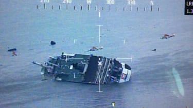 Body found in South Korea identified as head of ferry company
