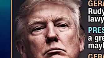 Trump lied