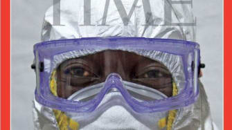Ebola fighters named Time's 2014 Person of the Year