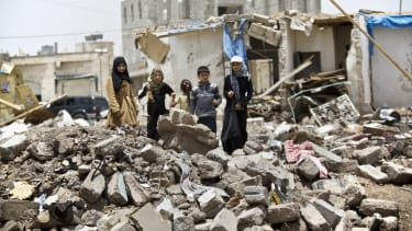 The war in Yemen will not end unless the U.S. stops aiding Saudi Arabia.