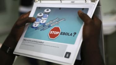 Liberia is very close to being declared Ebola-free