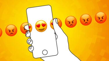 A phone.