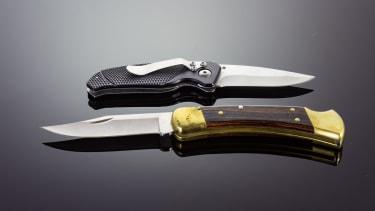 Pocket knifes.