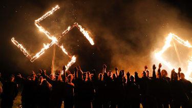 White supremacists.