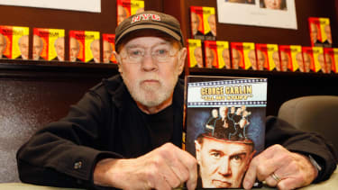 George Carlin honored with street name, but local church isn't happy