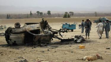 89 killed in East Afghanistan suicide blast