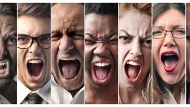 Stop yelling!