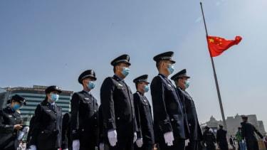 Wuhan Police.