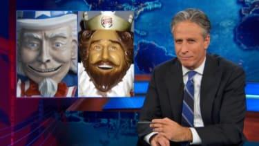 Jon Stewart on ObamaCare