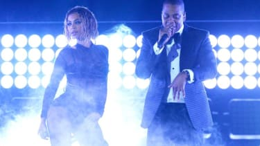 Beyoncé and Jay Z might be recording an album together