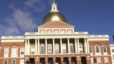 113-year-old time capsule discovered inside Boston's Old State House statue