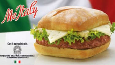 The McItaly.