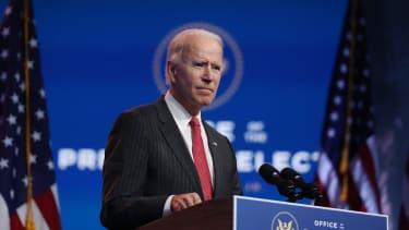 Biden in Delaware