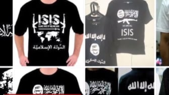 Facebook bans sales of ISIS clothing